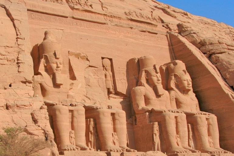 Aswan abu simbel nile river-Egypt-1344318_P