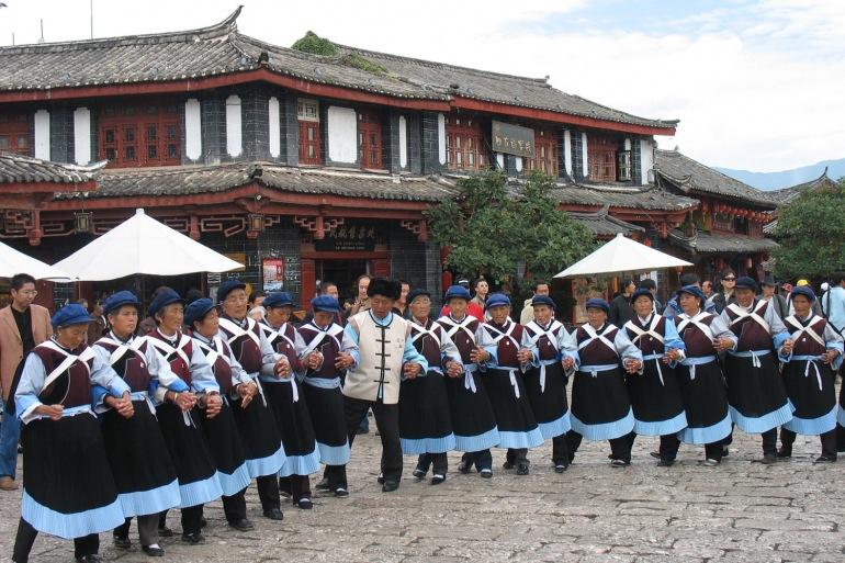 Cultural seen in Lijiang-China_p