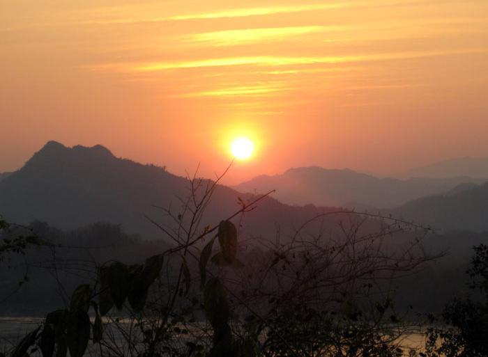 Luang Prabang Mekong River  Classic Laos Trip