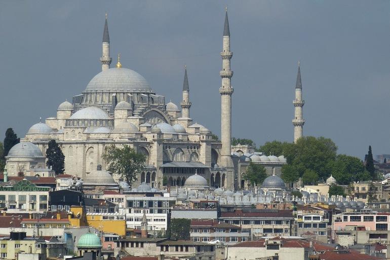 Golden horn Historic centre-Istanbul-889640-p