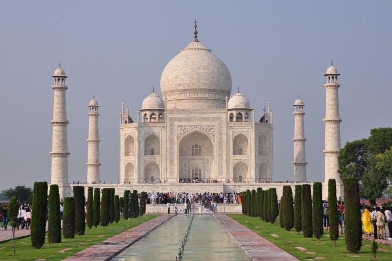 Historical Tajmahal-India-1379273-P