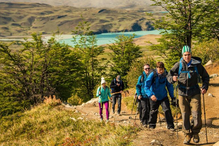 The W Trek - Torres del Paine tour