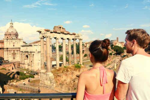 Ancient Civilizations: Italy & Greece tour