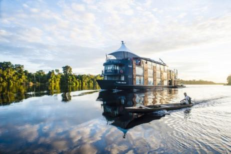 Cruising The Amazon River tour