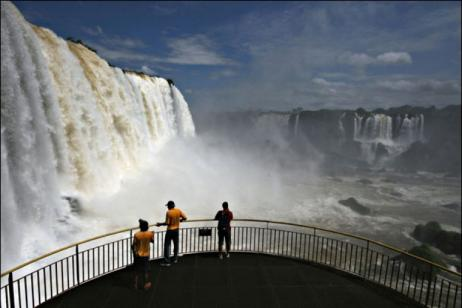Iguazu Falls Self-Guided tour