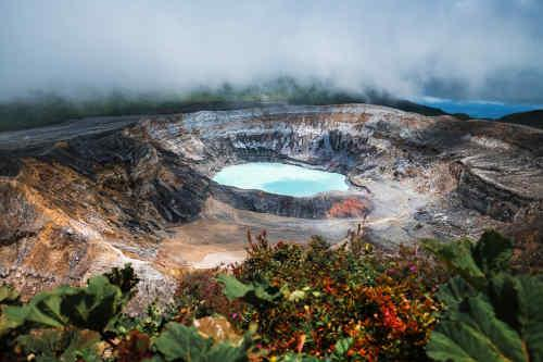 Costa Rica: Volcanoes, Mangroves & Beaches tour