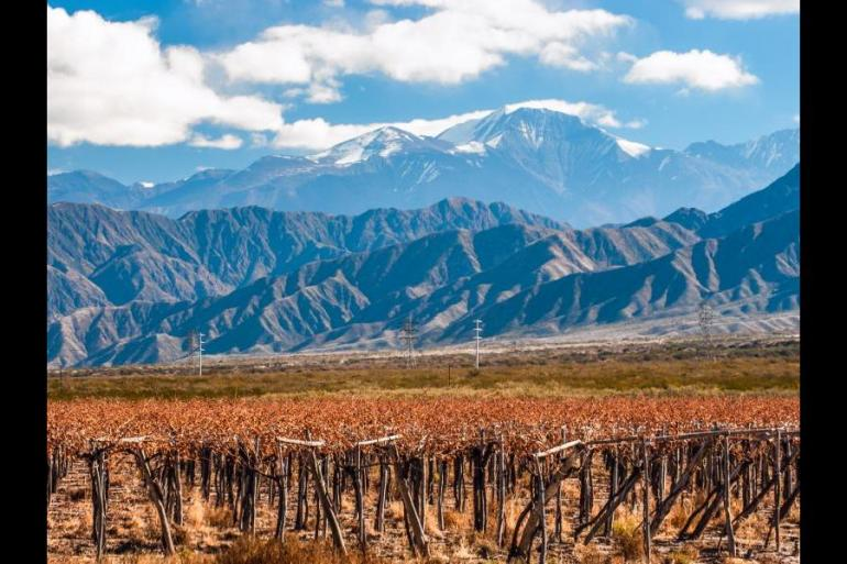 Hiking & Walking Educational/ learning Argentinian Wine and Eclipse package