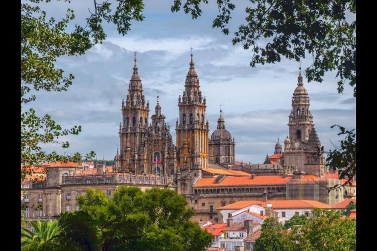 Camino de Santiago Santiago de Compostela Camino De Santiago Trip