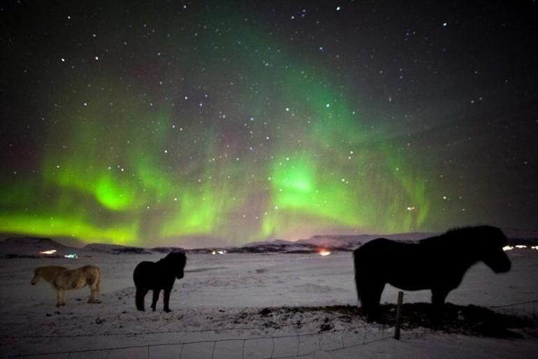 Trekking & Expeditions Hot Springs Kingdom of Glaciers and Northern Lights (5 Days) package