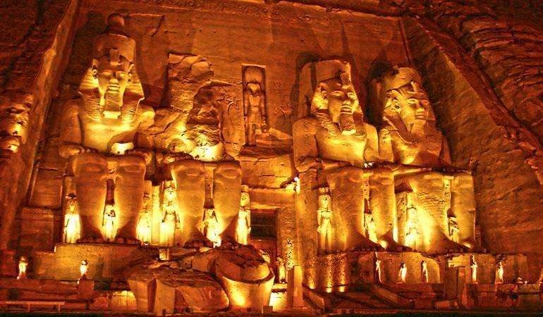 Abu Simbel Sun Festival tour