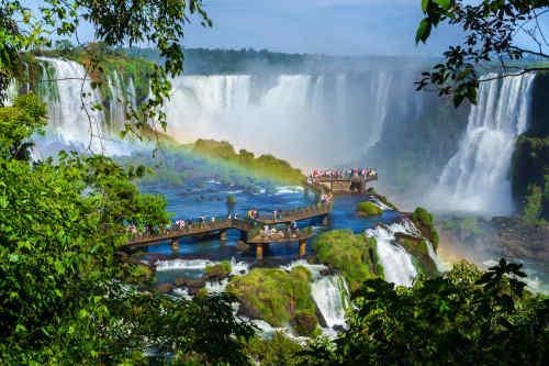 Rio de Janeiro, Iguassu Falls & Buenos Aires tour