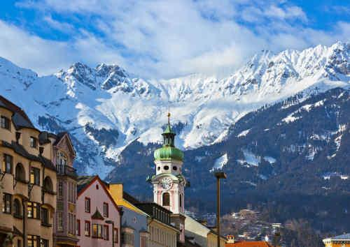 Austria Classic: Vienna, Salzburg & Innsbruck by Rail tour