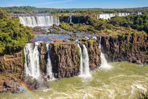 Rio de Janeiro, Iguassu Falls & the Amazon tour