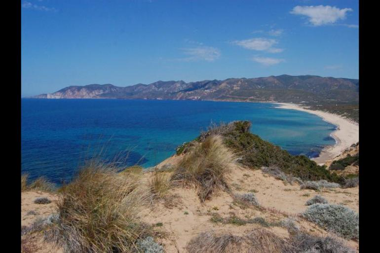 Cycle Sardinia tour
