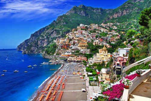 The Amalfi Coast and Rome Experience Upgrade tour