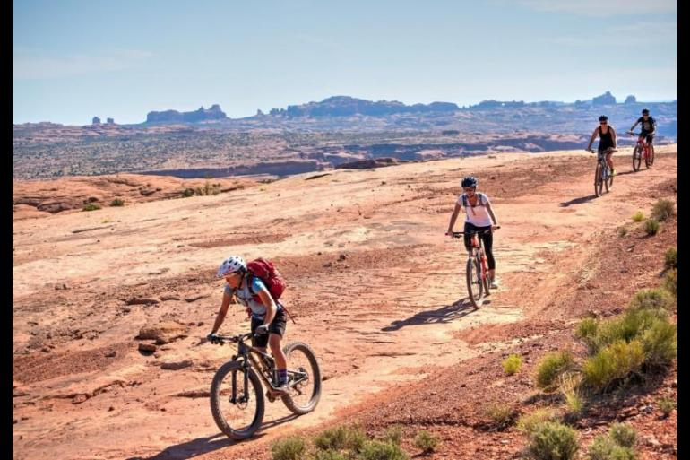 Adventure Adventure & Adrenaline Best Of Moab 3 Day Mountain Bike Trip package