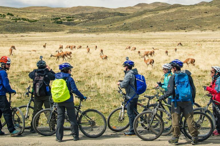 Torres del Paine Multisport Adventure tour