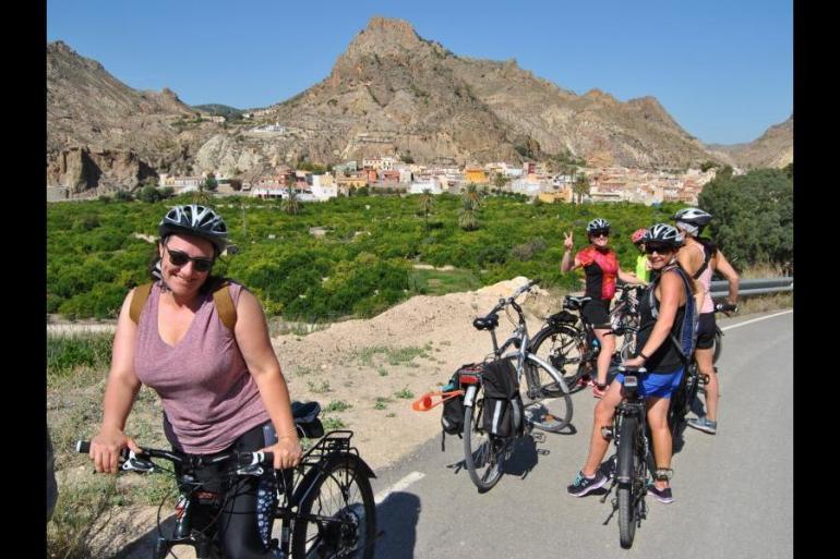 Cycle Southern Spain - Murcia tour