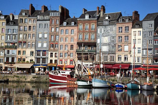 Normandy Self-Guided Biking tour