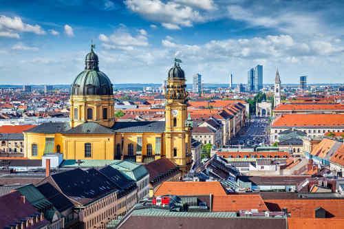 Berlin & Munich tour