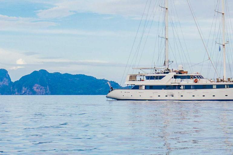 Cruising Thailand & Malaysia: Penang to Phuket tour