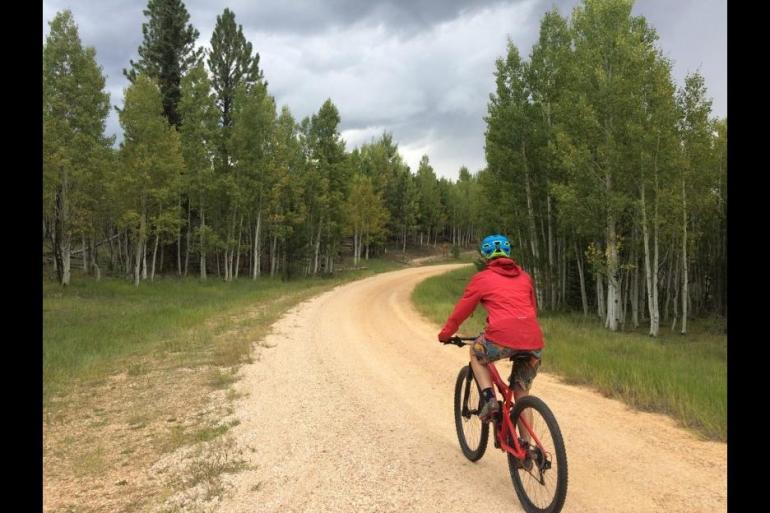 Adventure Adventure & Adrenaline Grand Canyon North Rim 4 Day Mountain Bike Trip package
