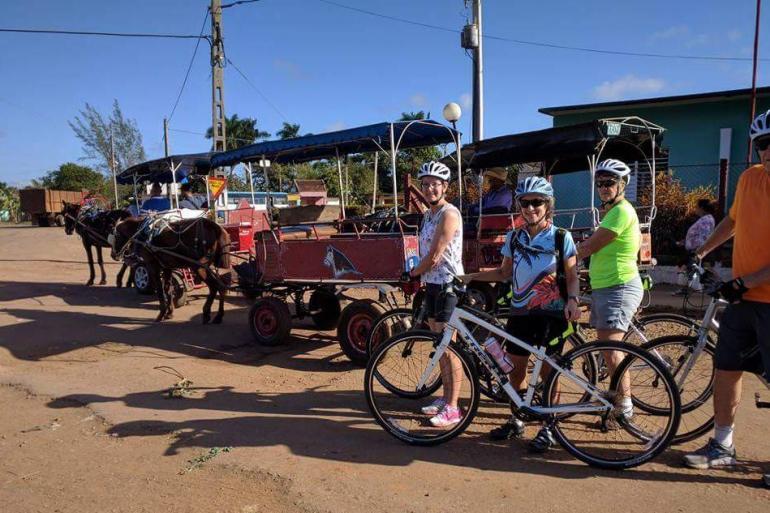 Cuba Cycling Tour tour