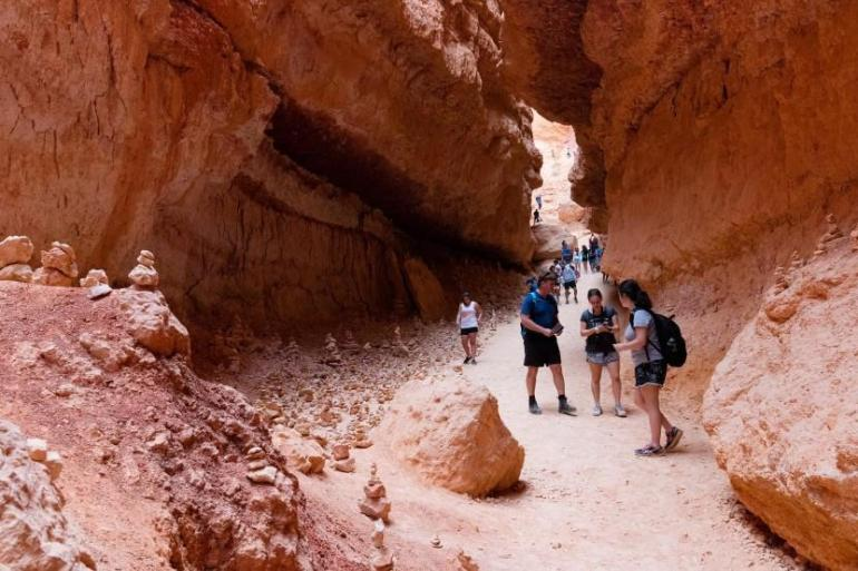 Hiking & Walking Hiking 7 Days Tour To SF, Vegas, Grand Canyon, Bryce, Zion, and More package