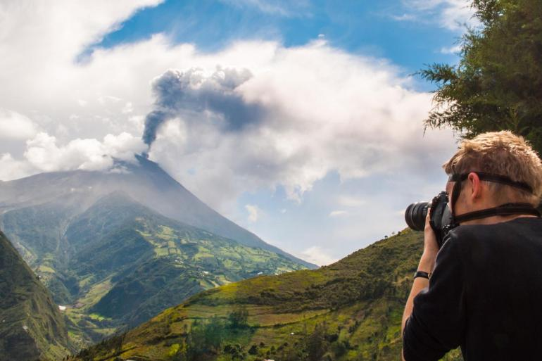 Backbone of Ecuador - Andean Adventure tour