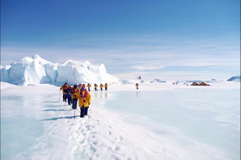Cultural Culture Antarctic Expedition: Weddell Sea & Emperor Penguins package