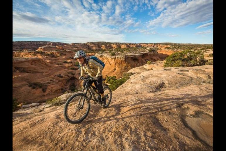 Best Of Moab 3 Day Mountain Bike Trip tour