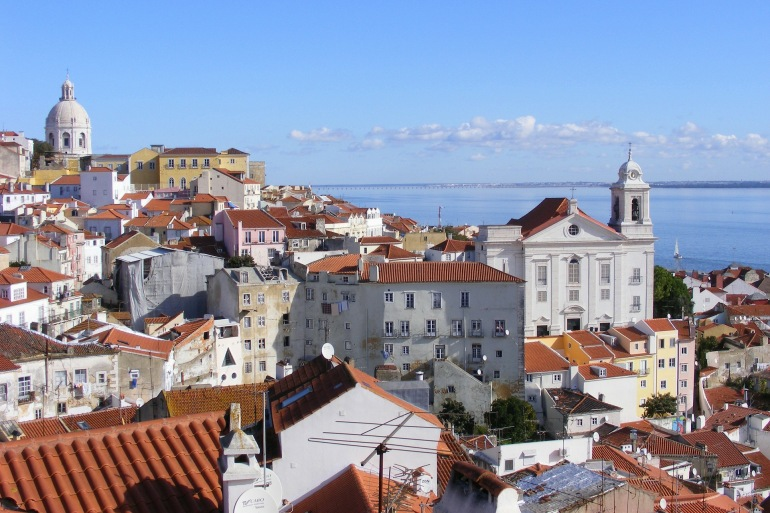Historic Alfama _Portugal