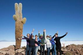 13-Day Chile & Bolivia Travel Pass: Santiago to Uyuni & La Paz tour