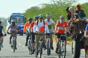 Cycle Kerala and Goa