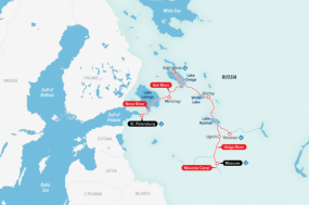 Imperial Waterways of Russia