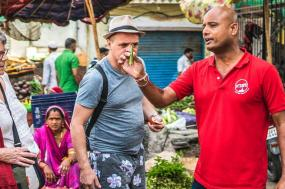 India Real Food Adventure tour