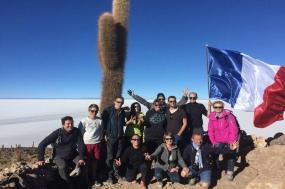 3-Day Colors of Uyuni Tour to San Pedro de Atacama tour
