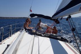 Sailing & Climbing in The Greek Islands