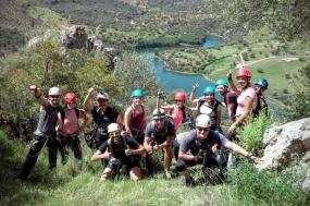 Canyoning, Trekking and Kayaking in Andalusia