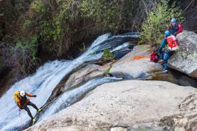 Canyoning and Forests Multi-Adventure