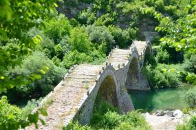 Zagoria And Lake Plastira MTB