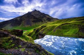 Spring Around Iceland Photo Tour tour