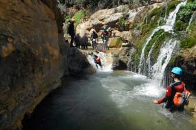 Canyoning Escape to the Middle Atlas
