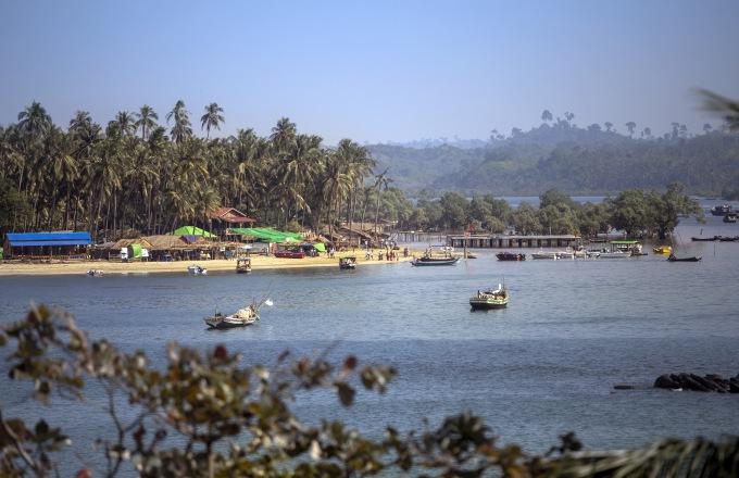 Myanmar by River & Land  tour
