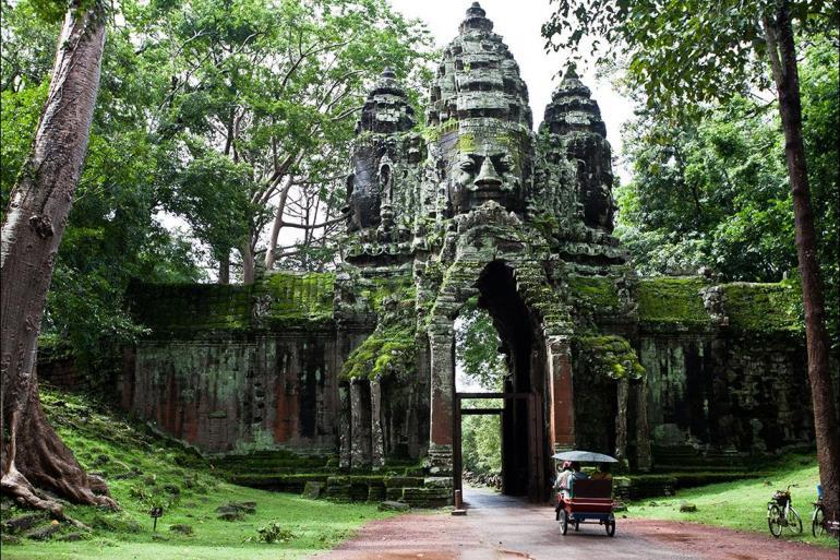 Bangkok Chiang Mai South East Asia Loop Trip