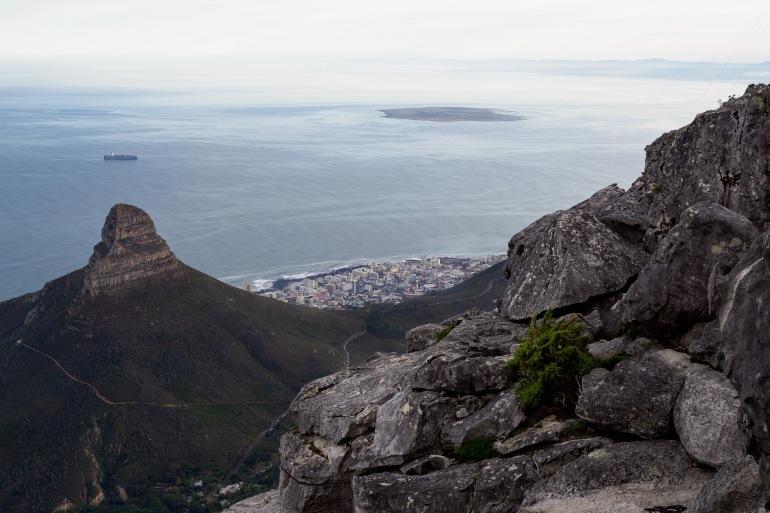 Mountain like Lion's Head-Robben Island-Cape town-3387680-P