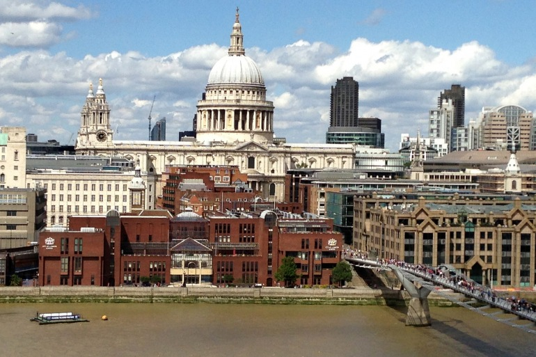 Beautiful Architecture - St Paul's Cathedral-London_ 2213812_P