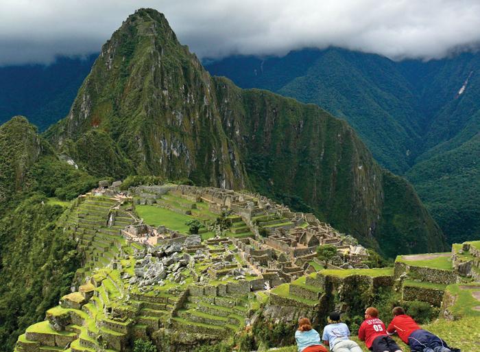 Aguas Calientes Arequipa Essential Peru Trip