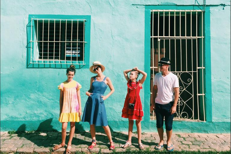 Caribbean Havana Cuba Family Holiday Trip