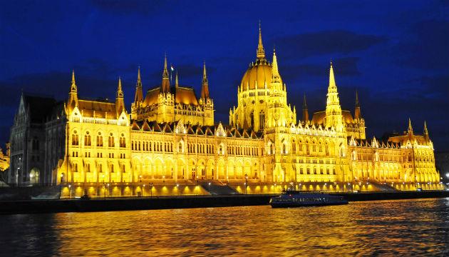Evening Danube